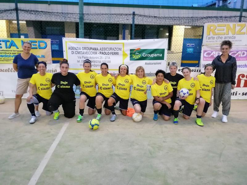 Calcio a 5, divertimento e spettacolo al Leopoli Rosa