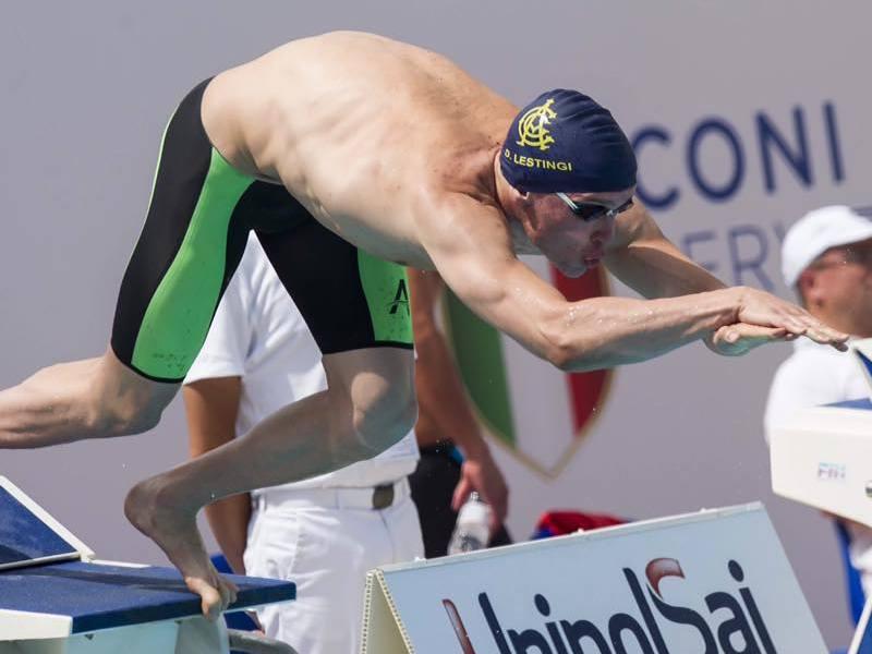 Nuoto, Lestingi manca la finale per un soffio