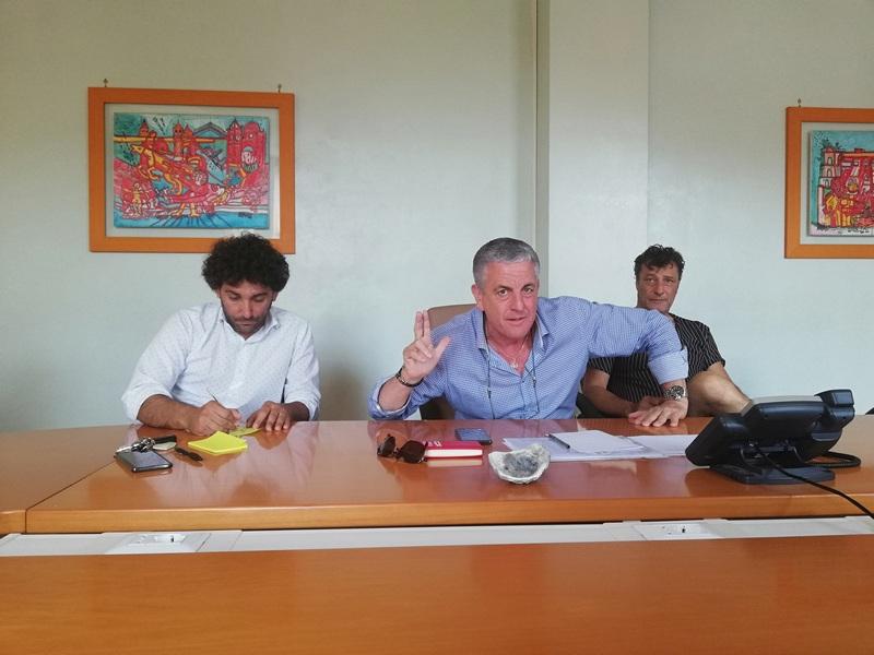 Porto, Luciani parla di crisi della Cpc e chiama in causa Enel