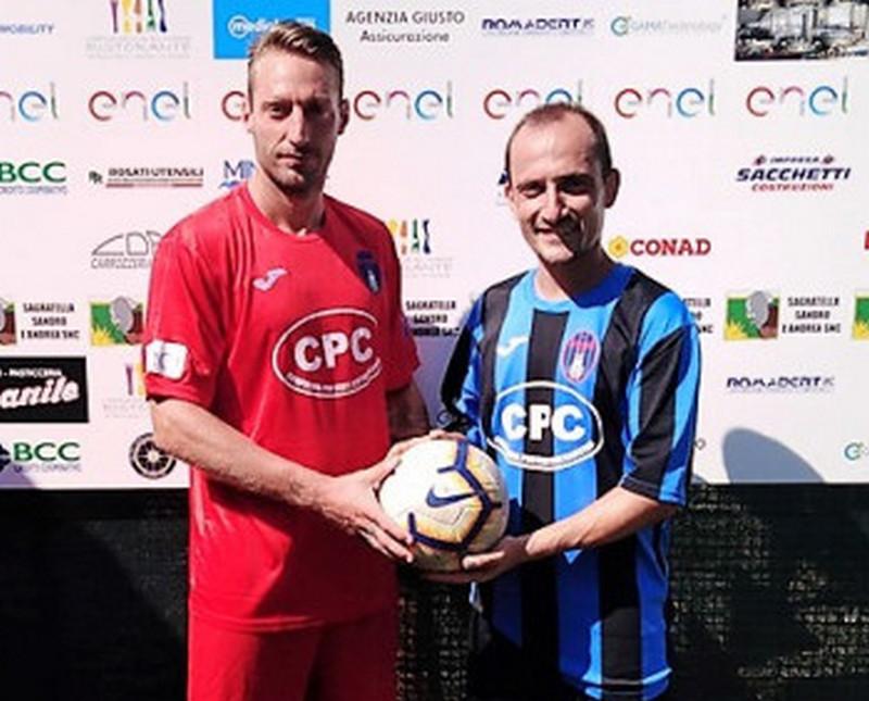 Calcio, Civitavecchia: voto 10