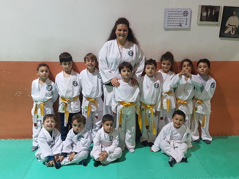 Karate, la Meiji Kan fa il pieno alle qualificazioni tricolori