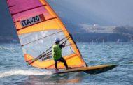 Windsurf, pollice alto per Montanucci in Coppa Italia