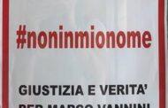 Omicidio Vannini, a Ladispoli lanciata l'iniziativa #noninmionome