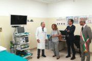 Taglio del nastro al San Paolo per Endoscopia