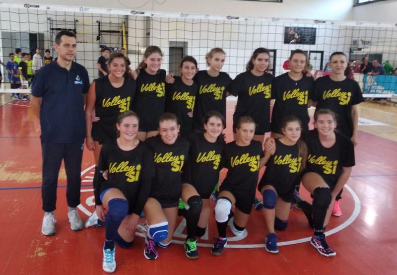 Pallavolo, binomio tra Cv Volley e Viterbo