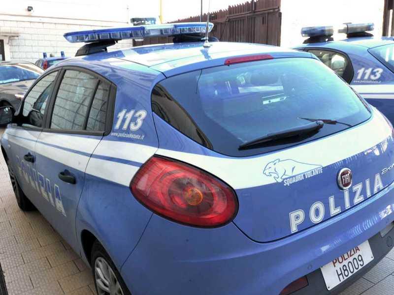 Intorno al San Paolo armato di sassi, arrestato 41enne civitavecchiese
