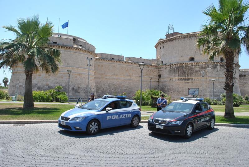 Weekend di controlli da parte delle forze dell'ordine