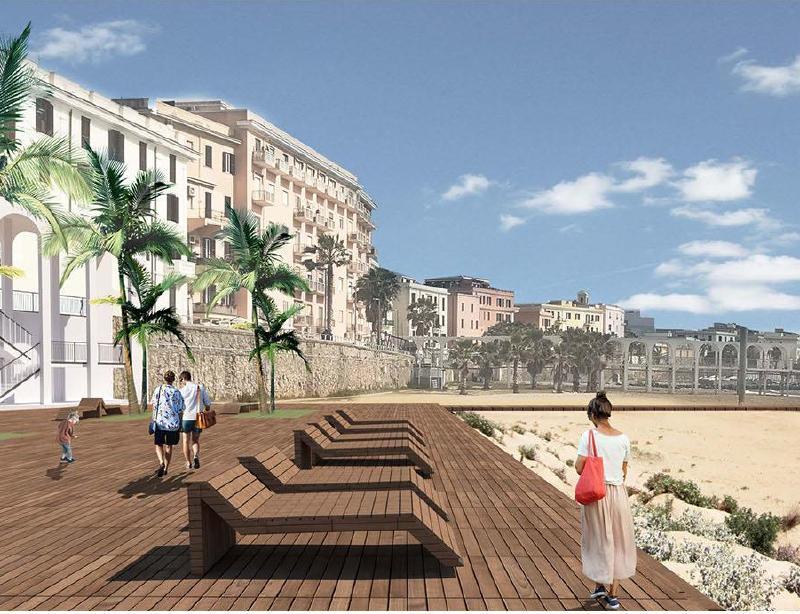 Pista ciclabile Civitavecchia-Santa Marinella, ecco il progetto