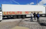 Autotrasportatori in protesta: