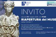 Il 14 maggio il Museo Archeologico torna alla città