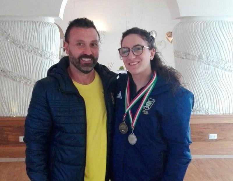 Nuoto, per Ricci è tris di medaglie agli Italiani