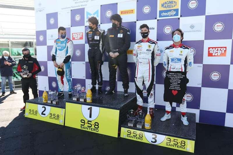 Automobilismo, Risitano: subito un podio di classe