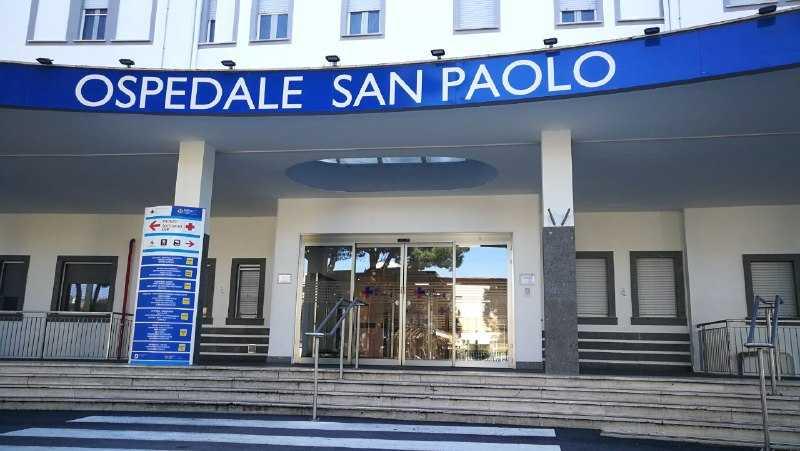 Covid-19: interdetto il reparto di Medicina del San Paolo