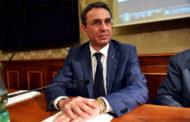 Il ministro Costa in arrivo a Civitavecchia