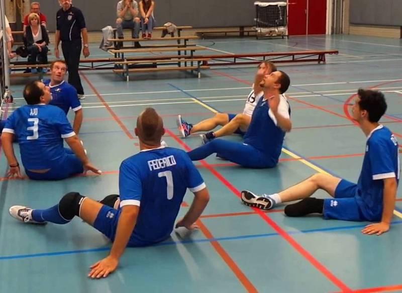 Sitting Volley, nel prossimo weekend un collegiale della Nazionale