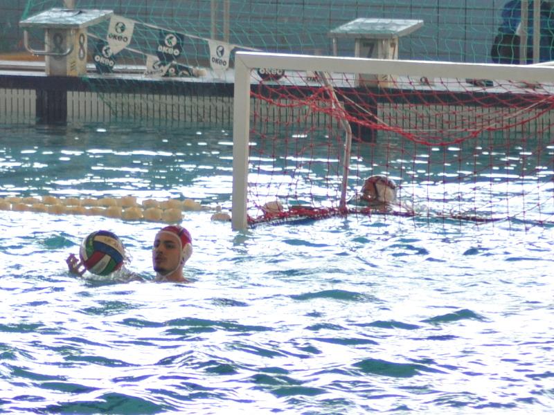 Pallanuoto, game over per l'U20 della Snc