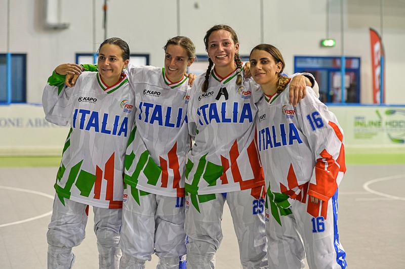 Hockey, Sniperine seste con l'Italia ai Mondiali