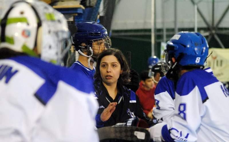 Hockey, quattro Snipers più azzurri che neri
