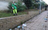 Verde pubblico: la pulizia arriva a Boccelle