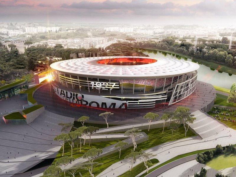 Nove arresti per il nuovo stadio della Roma