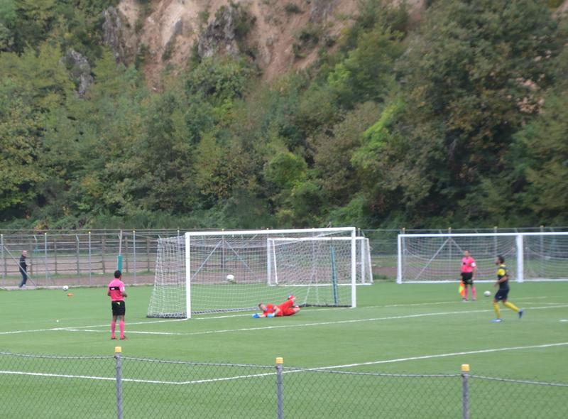 Calcio, remuntada riuscita per il Civitavecchia