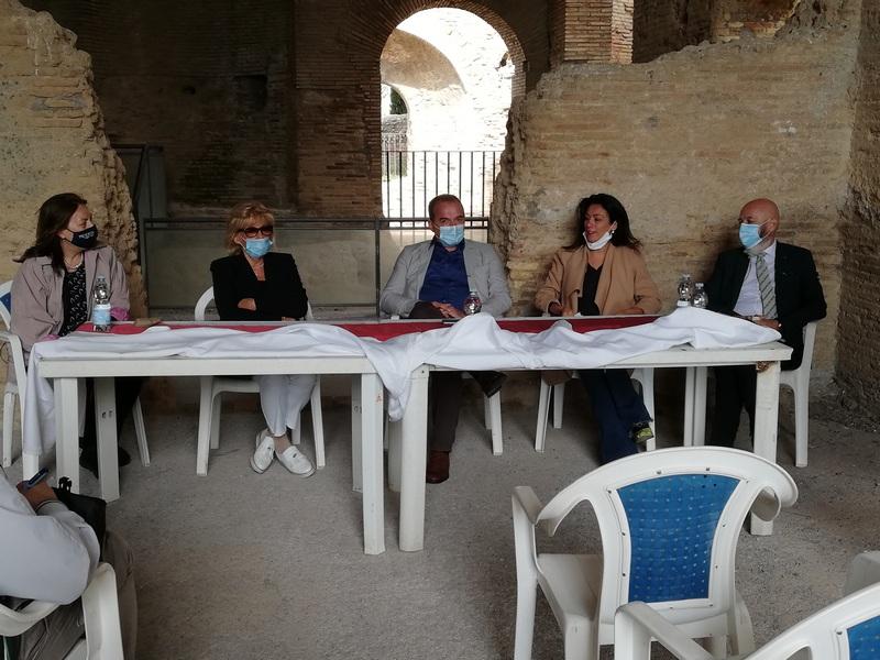 Civitavecchia polo culturale, firmato protocollo tra Comune, Cariciv e Pro Loco