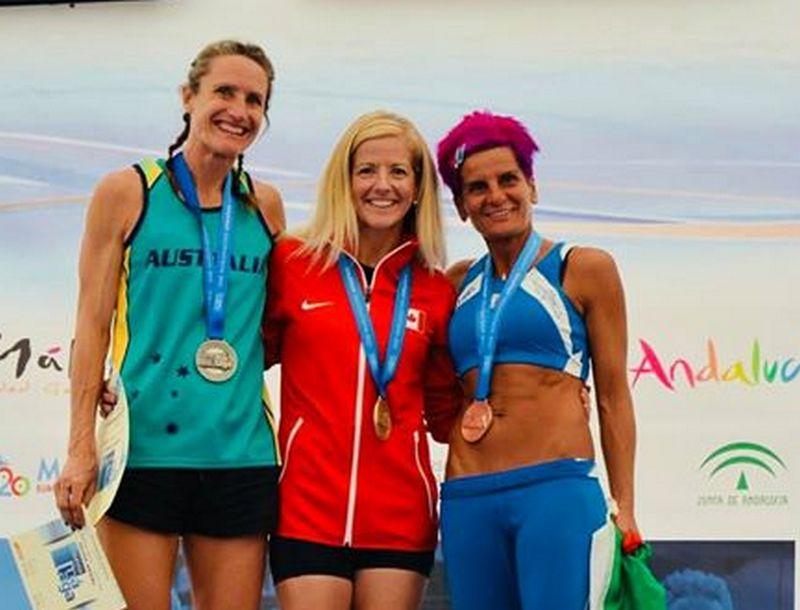 Atletica, bronzo Mondiale per Tiselli