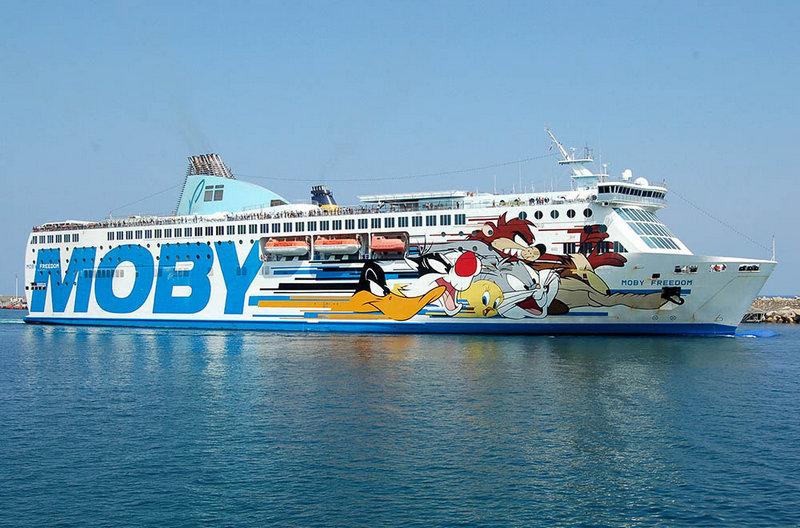 Linea per Cagliari interrotta per guasto nave