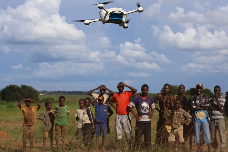 Unicef, al via il primo corso in Africa per promuovere l'uso dei droni