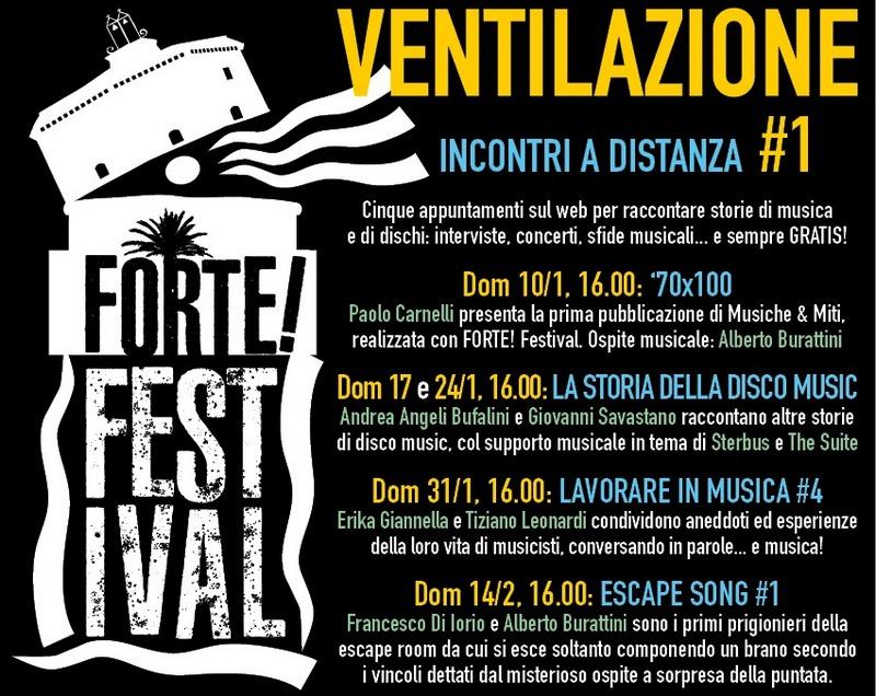 Forte! Festival torna con