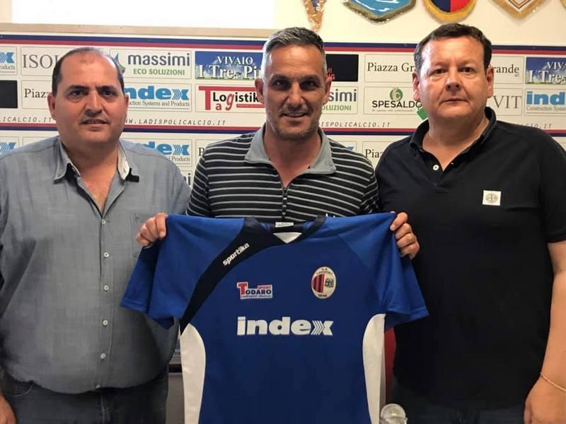 Calcio, Zeoli nuovo tecnico del Ladispoli